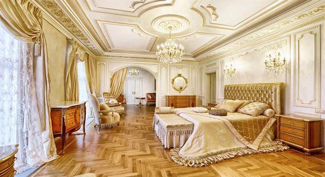 lüks iç mekan tasarımı, lüks ev dekorasyonu